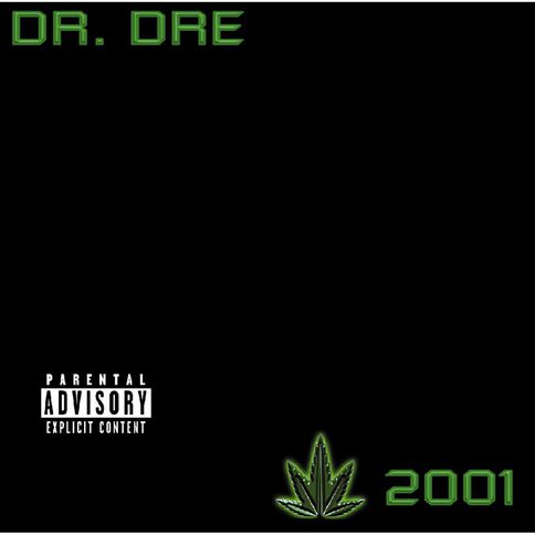 Chronic 2001 CD by Dr Dre 1Disc