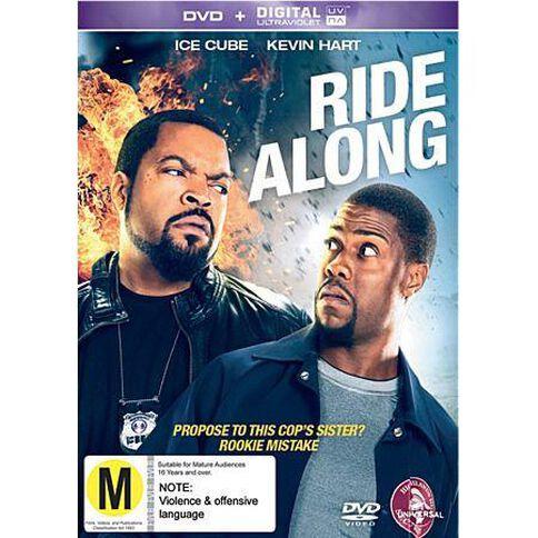 Ride Along DVD 1Disc