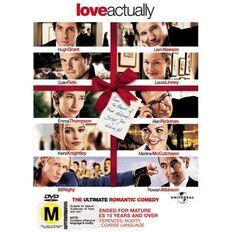 Love Actually DVD 1Disc