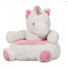 Chair Animal Plush Unicorn 48cm