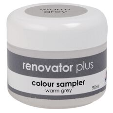 Renovator Plus Test Pot Warm Grey 90ml