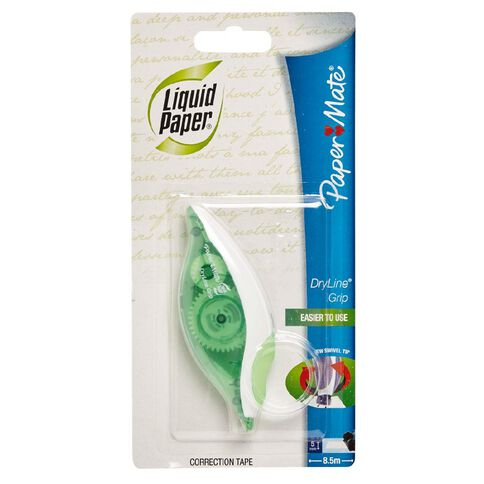 Paper Mate Liquid Paper Correction Tape