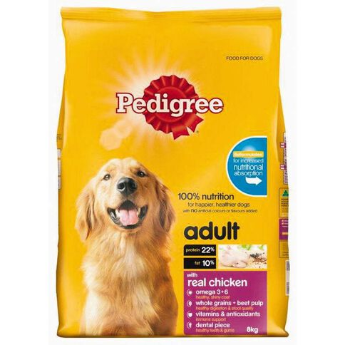 Pedigree Adult Chicken 8kg