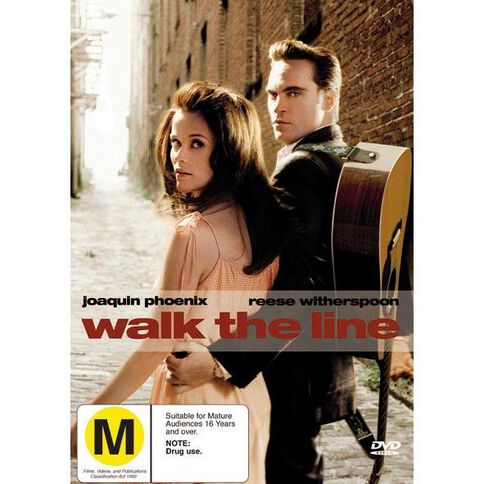 Walk The Line DVD 1Disc