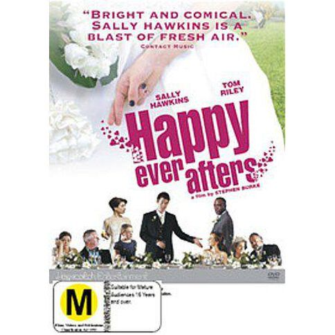 Happy Ever Afters DVD 1Disc