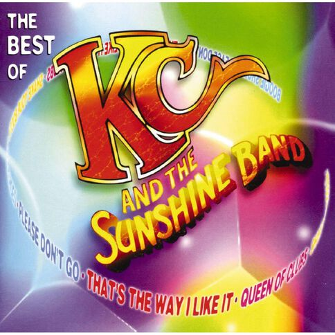 The Best of CD by KC & The Sunshine Band 1Disc