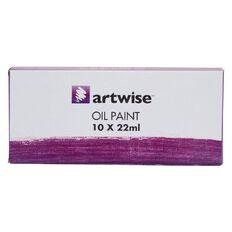 Artwise Oil Paint Set 22ml 10 Pack