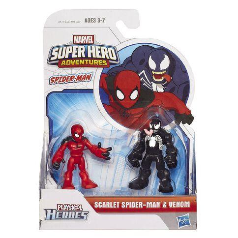 Playskool Marvel Super Hero Figure 2 Pack