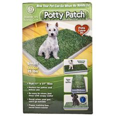Potty Patch Pet Toilet Tray 43cm x 68cm