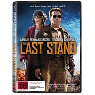 The Last Stand DVD 1Disc