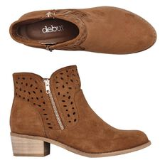 Debut Women's Korey Anklet Boots