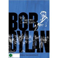 30th Anniversary Concert Celebration DVD by Bob Dylan 2Disc