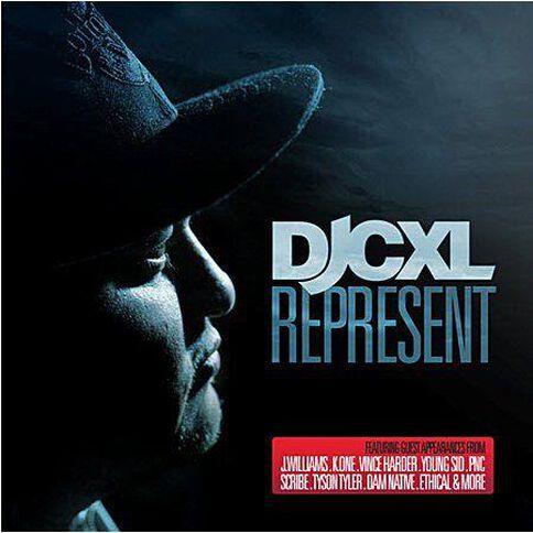 Represent by DJCXL CD