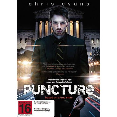 Puncture DVD 1Disc