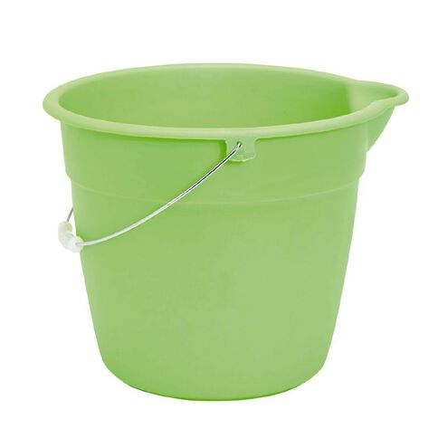 Living & Co Laundry Bucket Green 10L