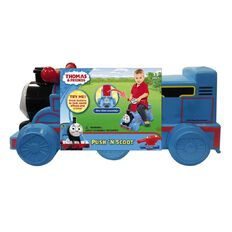 Thomas & Friends Push 'n Scoot Ride On