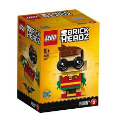Batman LEGO Brickheadz Robin 41587