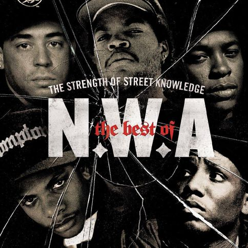The Best of The Strength CD by NWA 1Disc