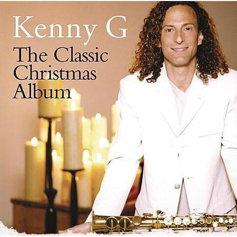 The Classic Christmas Album CD by Kenny G 1Disc