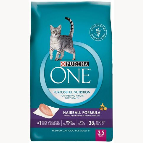 Purina ONE Cat Special Care Hairball 1.59kg