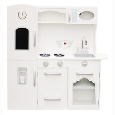 Play Kitchen White MDF