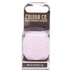 Colour Co. Lip Balm Blackcurrant