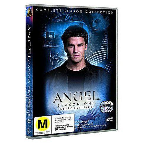 Angel Season 1 DVD 6Disc