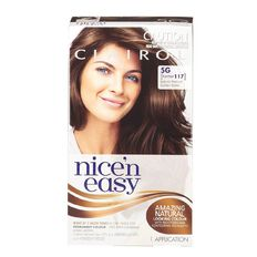 Nice 'n Easy Natural Medium Golden Brown 117
