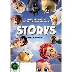 Storks DVD 1Disc