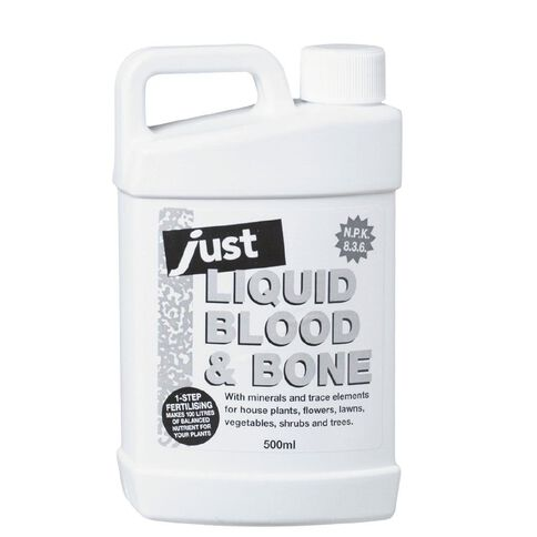 Just Brand Liquid Blood & Bone 500ml