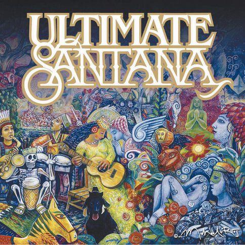 Ultimate CD by Santana 1Disc