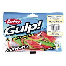 Gulp Soft Bait Squid Chicken 6 inch