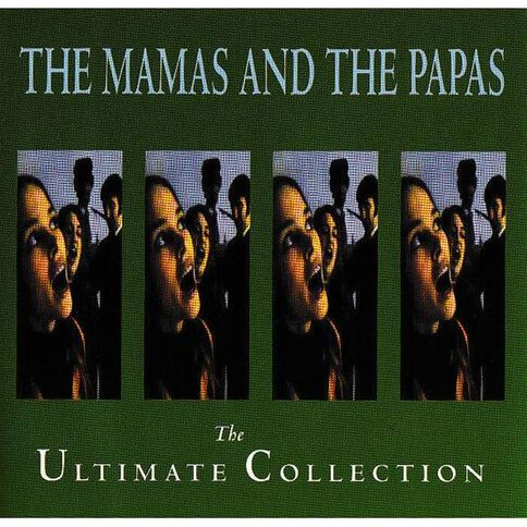 The Collection CD by The Mamas & The Papas 1Disc
