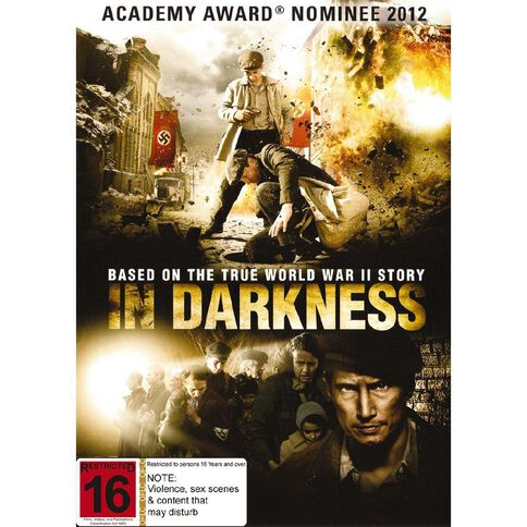 In Darkness DVD 1Disc