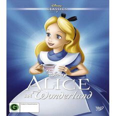Alice In Wonderland DVD 1Disc