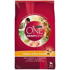 Purina ONE Smartblend Dog Chicken & Rice 7.48Kg