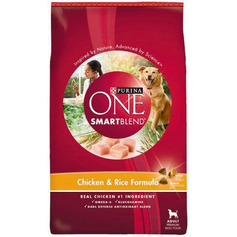 Purina ONE Smartblend Dog Chicken & Rice 7.48Kg