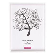 Living & Co Eden Frame White A2