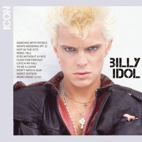 Icon CD by Billy Idol 1Disc