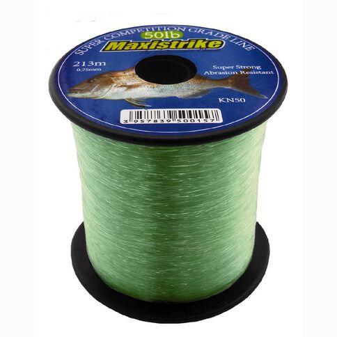Maxistrike Fishing Nylon 50lb 207m
