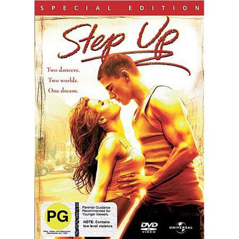 Step Up Special Edition DVD 1Disc
