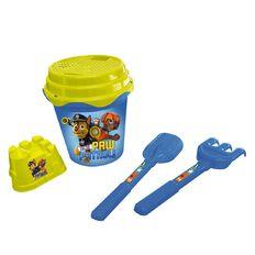 Paw Patrol Beach Set Bucket & Spade