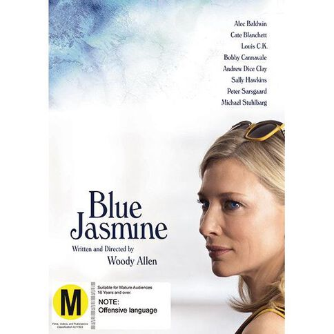 Blue Jasmine DVD 1Disc