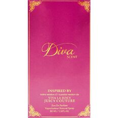 Diva Inspired by Juicy Couture Viva La Juicy EDT 80ml