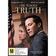 The Whole Truth DVD 1Disc