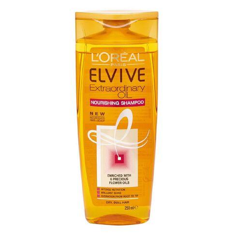 L'Oreal Paris Elvive Shampoo Extraordinary Oil 250ml