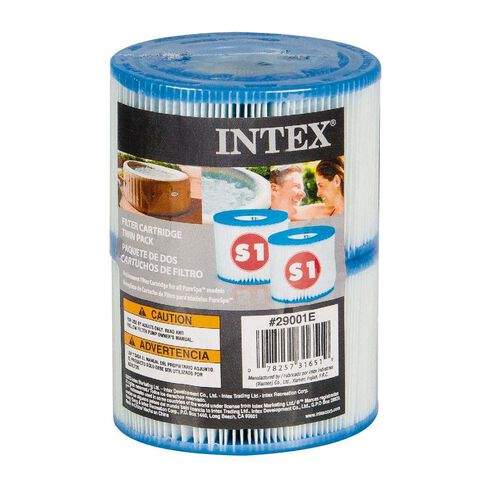 Intex Spa Pool Cartridge 2 Pack