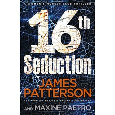 The 16th Seduction by James Patterson