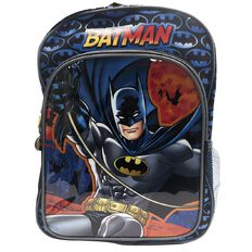 Batman Entry Backpack