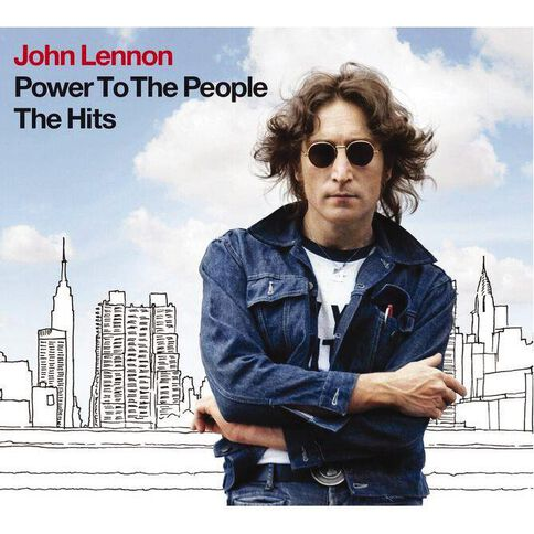 Power to The People CD by John Lennon 1Disc
